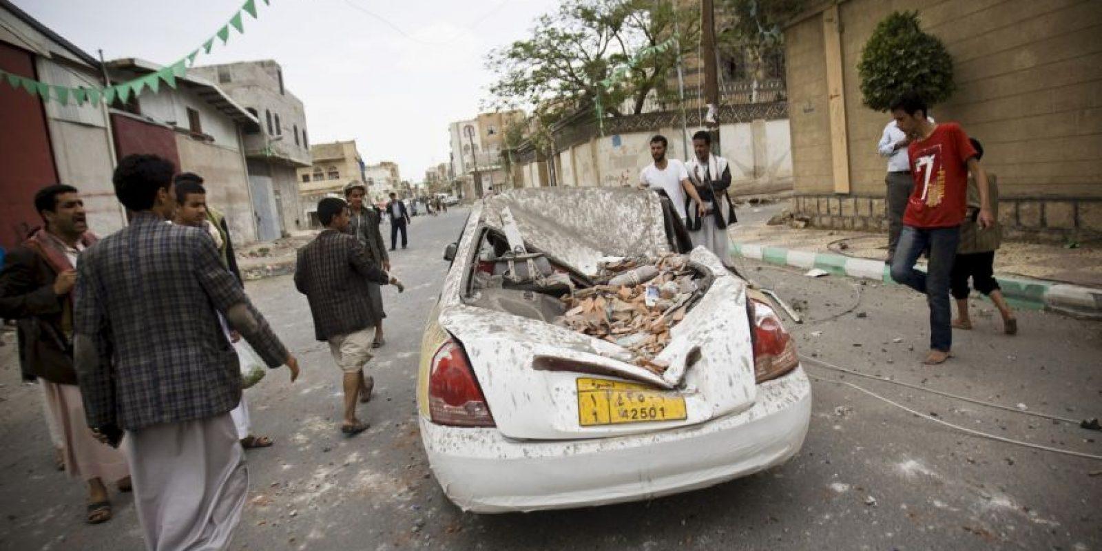 El presidente iraní ha rechazado apoyar a quienes quieren derrocar el gobierno de Mansour Hadi Foto:AP