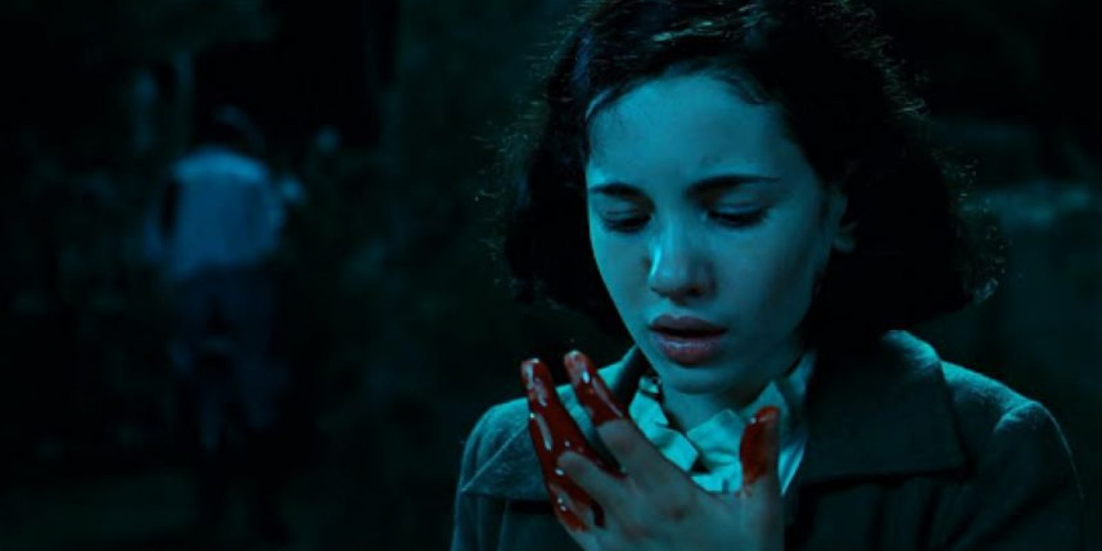"""Su final es conmovedor e Ivana, con solo 12 años (era 2007) recibió el Premio Goya como """"Actriz Revelación"""" por este papel. Foto:Warner Bros"""