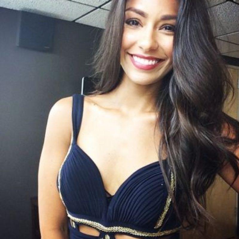 """En 2010 apareció en la popular telenovela de CBS """"The Bold And The Beautiful"""" Foto:Vía instagram.com/manuelaarbelaez"""