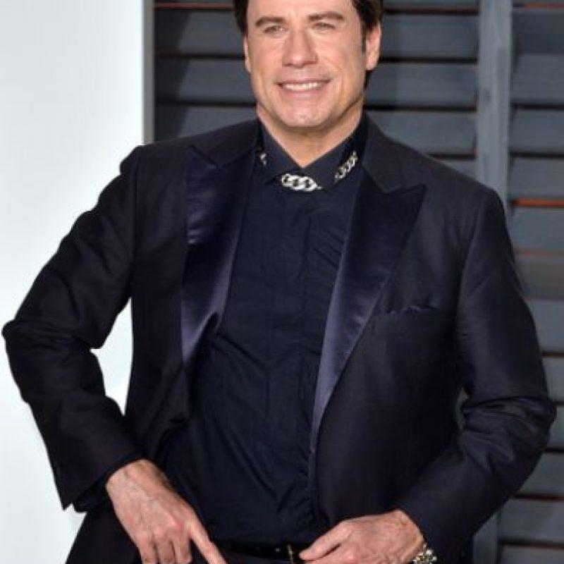 El actor subió bastante de peso. Hasta ahora se está recuperando. Aquí, en los Oscars. Foto:Getty Images