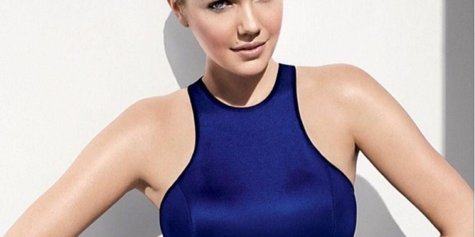 """En 2013, apareció por segundo año en el """"Sports Illustrated Swimsuit Issue"""" Foto:Vía instagram.com/kateupton"""
