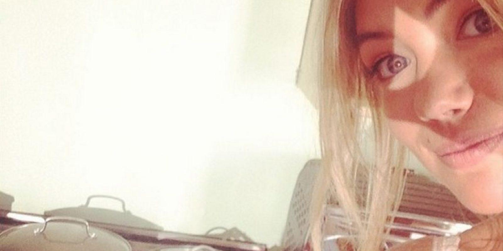 """Kate Upton hizo sus primeros trabajos de modelo para """"Garage"""" y luego con """"Dooney & Bourke"""" Foto:Vía instagram.com/kateupton"""