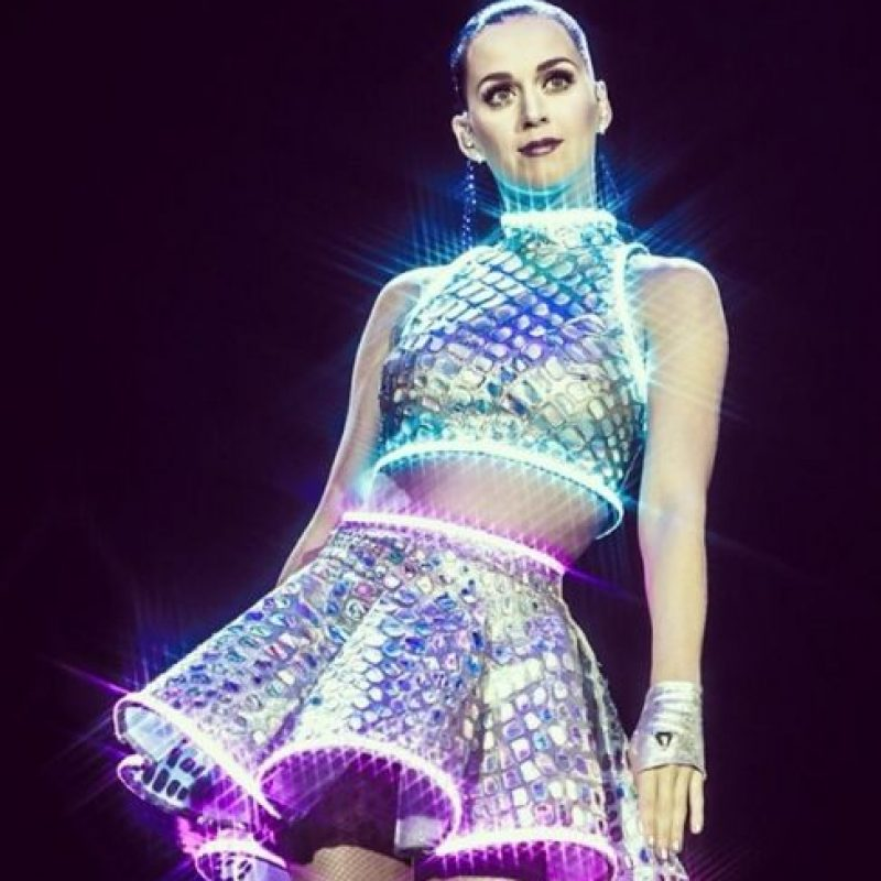 Katy Perry Foto: Vía instagram.com/katyperry/
