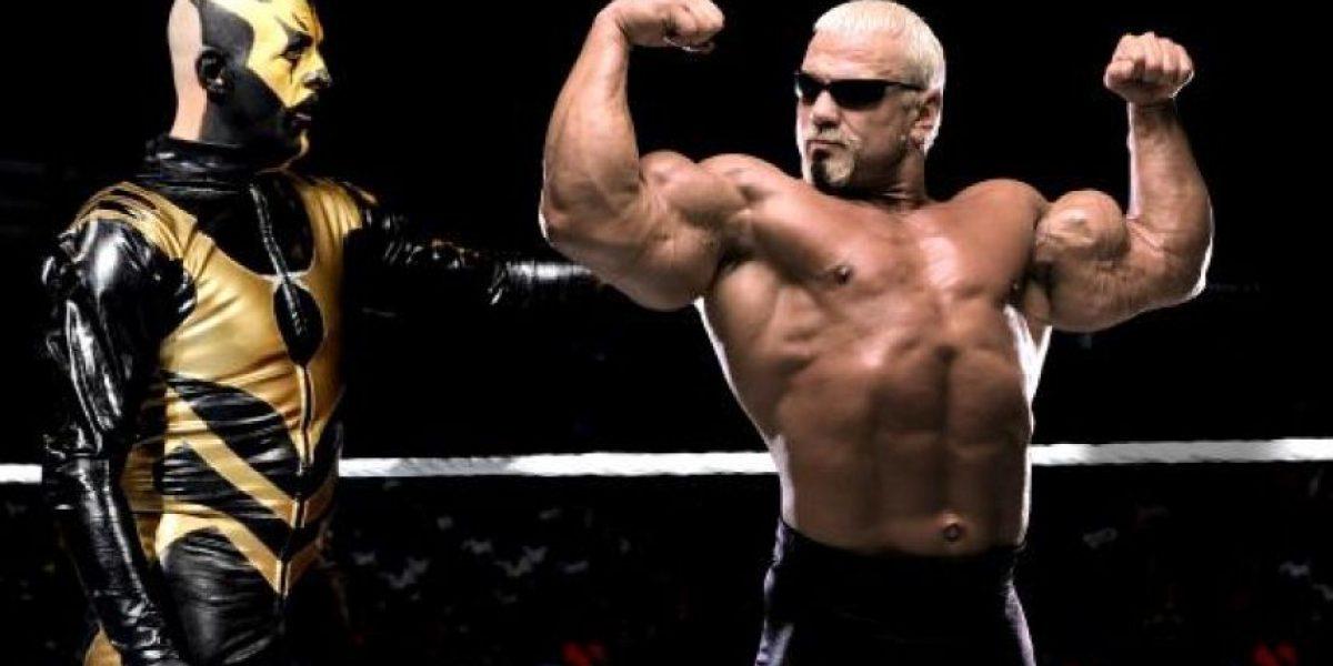 Luchador amenaza de muerte a Hulk Hogan