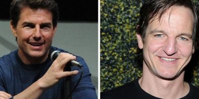 Tom Cruise y William Mapother Foto: Agencias