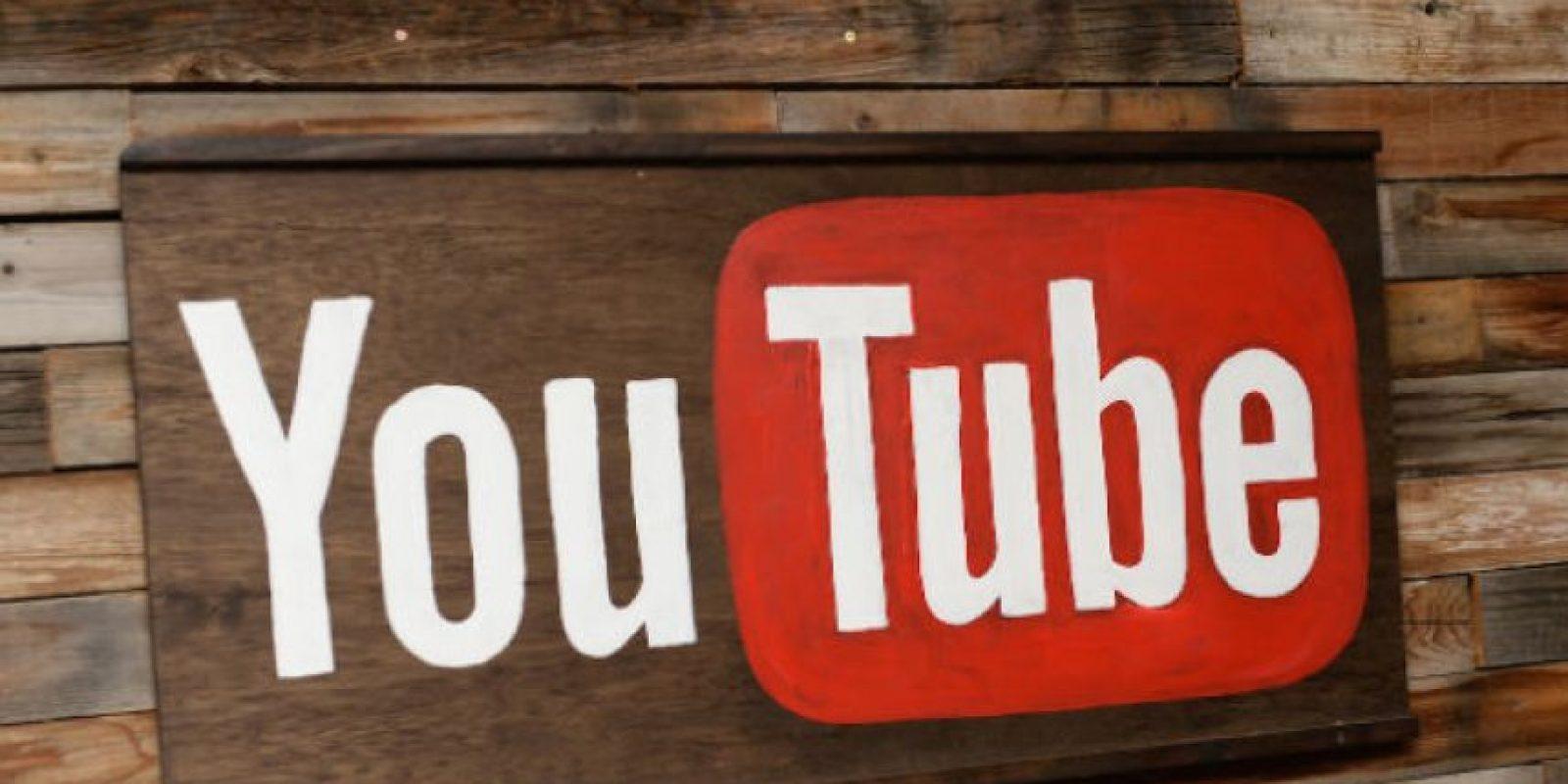 Google pretende ofrecer servicios por cobrar en YouTube. Los medios dicen que tal cosa colocaría a Youtube como rival directo de Netflix y otros servicios de streaming de video. Foto:Getty Images
