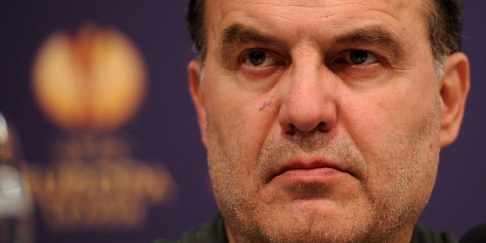 """""""El técnico debe tener un aspecto único y no hacer sentir al futbolista como un igual"""" Foto:Getty Images"""