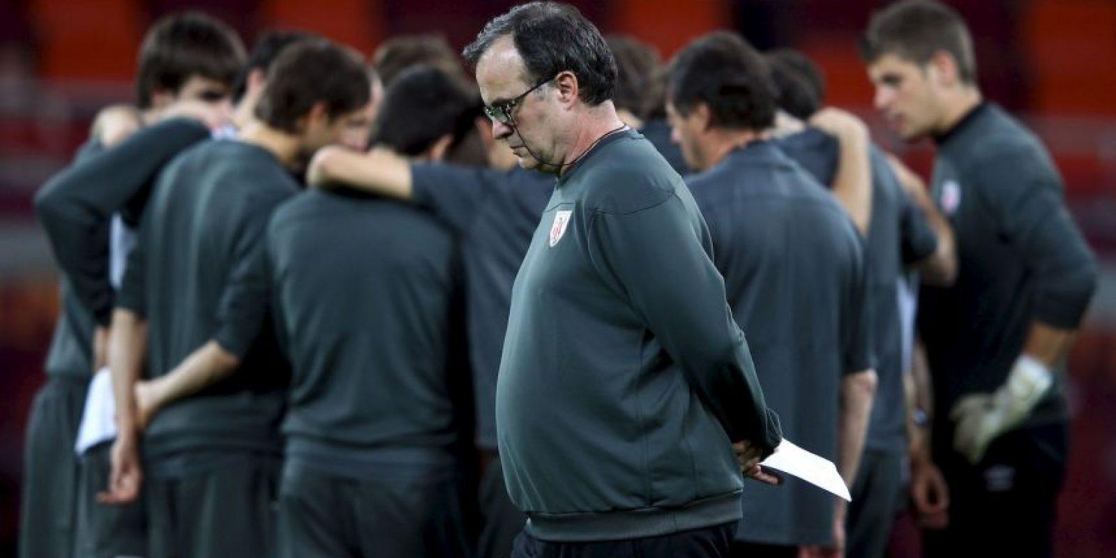 """""""Nunca me dejé tentar por los elogios. Los elogios en el fútbol son de una hipocresía absoluta"""" Foto:Getty Images"""