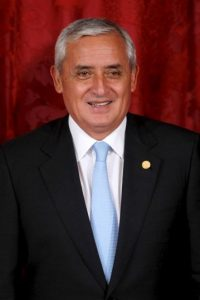 Guatemala: Otto Pérez Molina (@ottoperezmolina). Foto:Getty Images