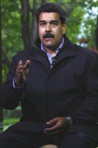 Venezuela: Nicolás Maduro Moros (@NicolasMaduro). Foto:Getty Images