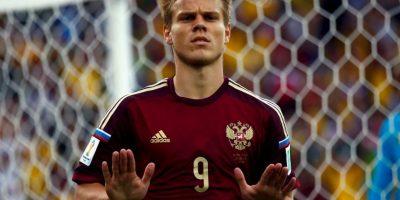 Aseguró que si Aleksandr Kokorin marca cinco goles en lo que resta de la temporada rusa pasará 16 horas con él Foto:Getty Images