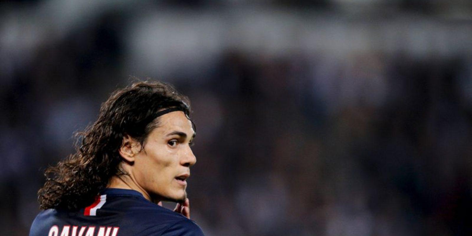 Antes destacó en el Nápoli de Italia, con el que consiguió 104 goles en 3 años. Foto:Getty Images