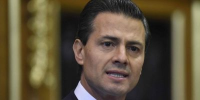 México: Enrique Peña Nieto (@EPN). Foto:Getty Images