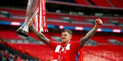 El futbolista que no le mostró respeto a su antiguo club en Inglaterra