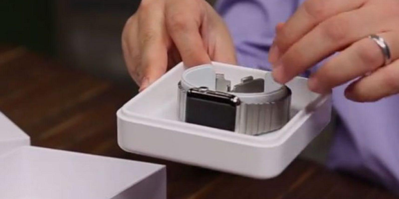 Así se ve el Apple Watch a unos días de su lanzamiento. Foto:CNET