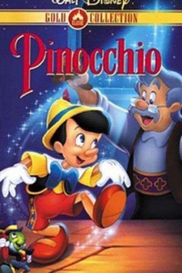 Sin embargo, este pequeño logra meterse en graves problemas por mentir. Foto:IMDB/ Walt Disney Production