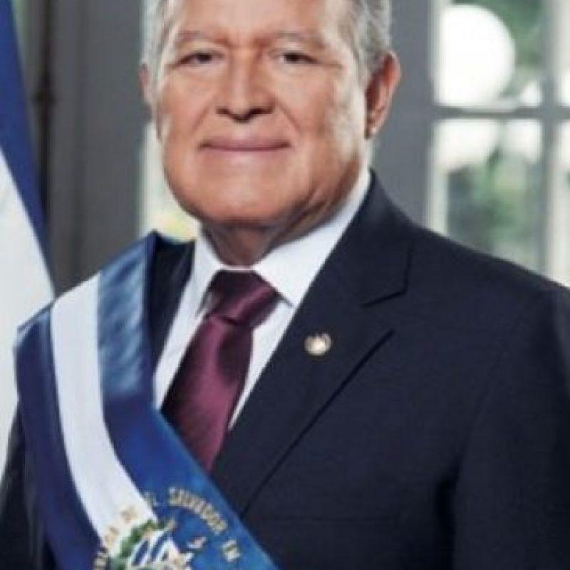 El Salvador: Salvador Sánchez Cerén (@sanchezceren). Foto:twitter.com/sanchezceren