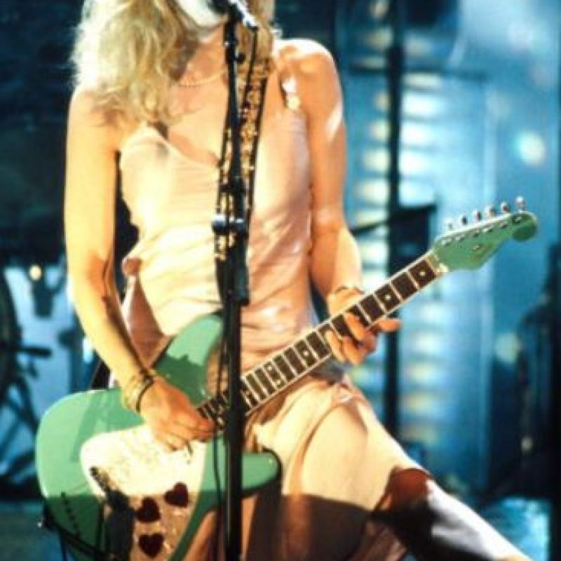 """Pero a comienzos de los 90 formó """"Hole"""". Foto:vía Getty Images"""