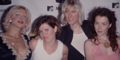 """En 1998 tuvo su mayor éxito, con su álbum """"Celebrity Skin"""". Foto:vía Getty Images"""
