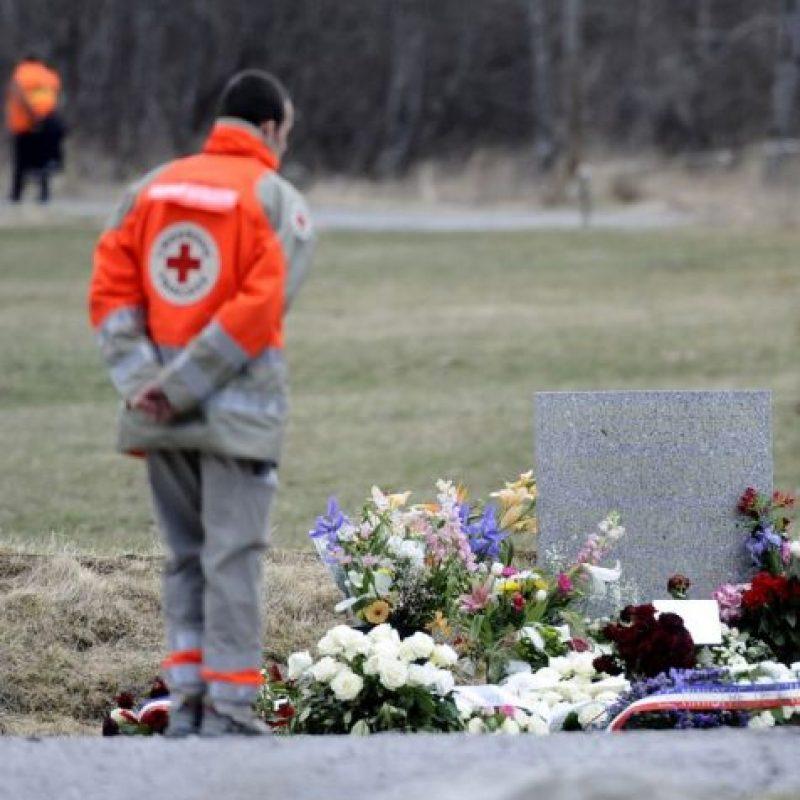 Se estrelló el 24 de marzo de 2015 y fallecieron 150 personas Foto:AFP