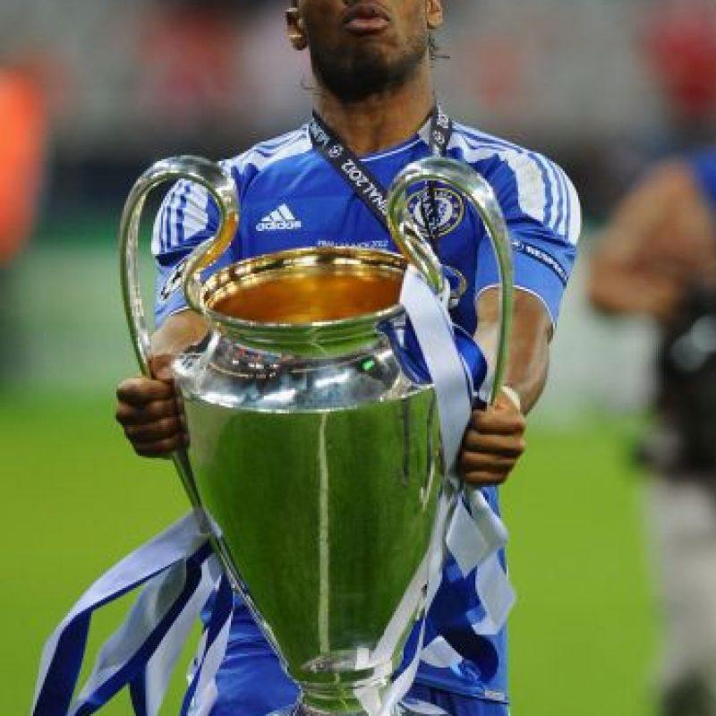 Centro delantero: Didier Drogba (Chelsea) Foto:Getty Images