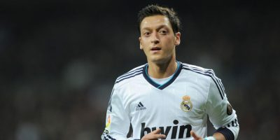 Mediocentro: Mesut Özil (Real Madrid) Foto: Getty Images