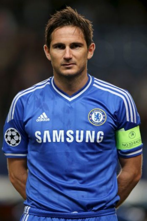 Mediocentro: Frank Lampard (Chelsea) Foto: Getty Images