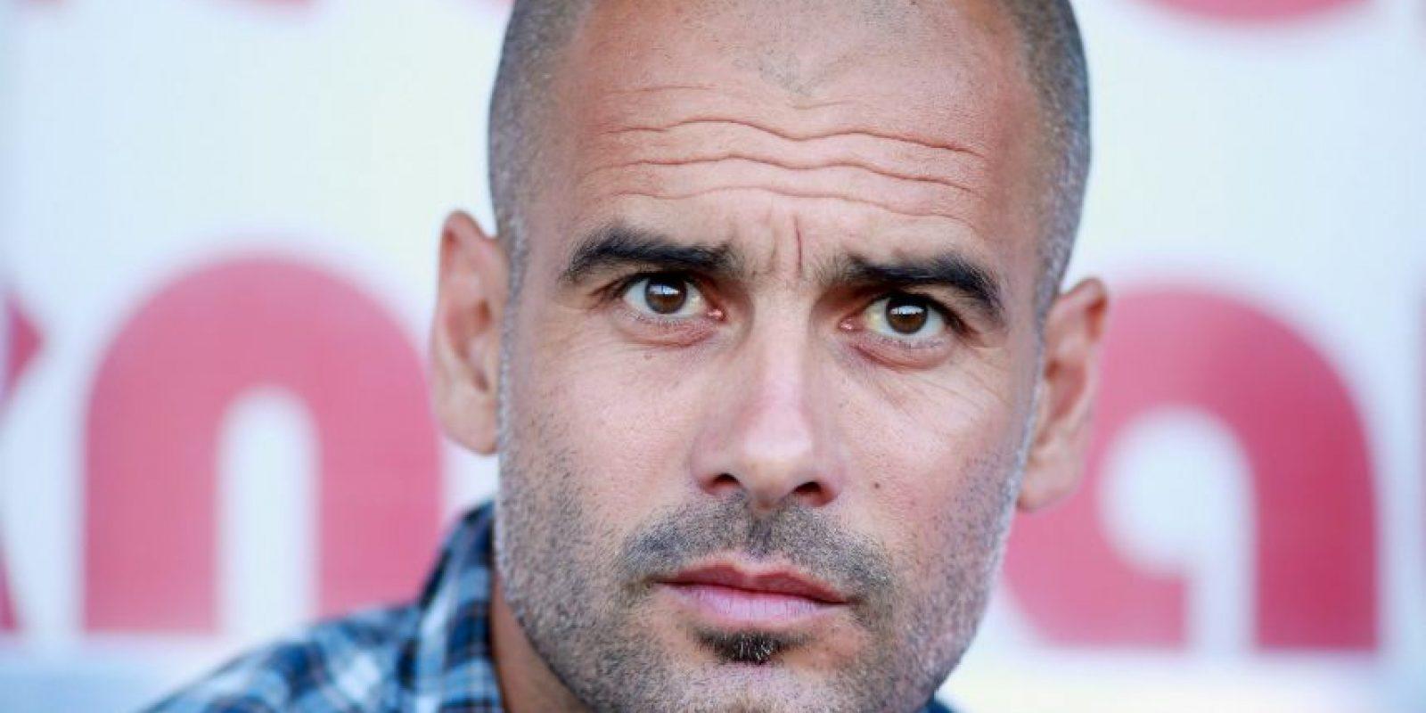 """En 2011 recibió el premio de la FIFA al """"Mejor Entrenador del Mundo"""". Foto:Getty Images"""