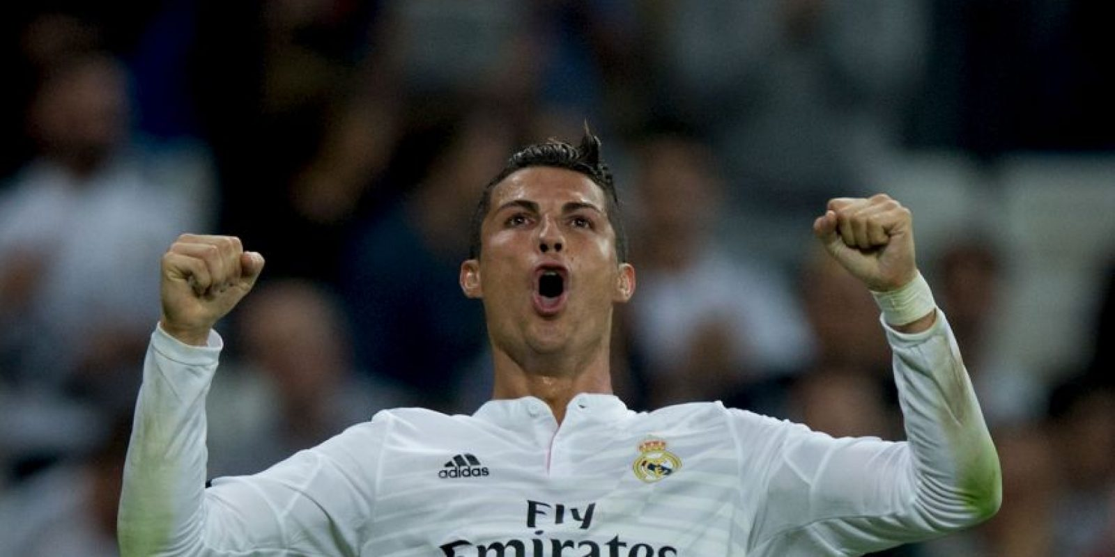 Extremo derecho: Cristiano Ronaldo (Real Madrid) Foto: Getty Images