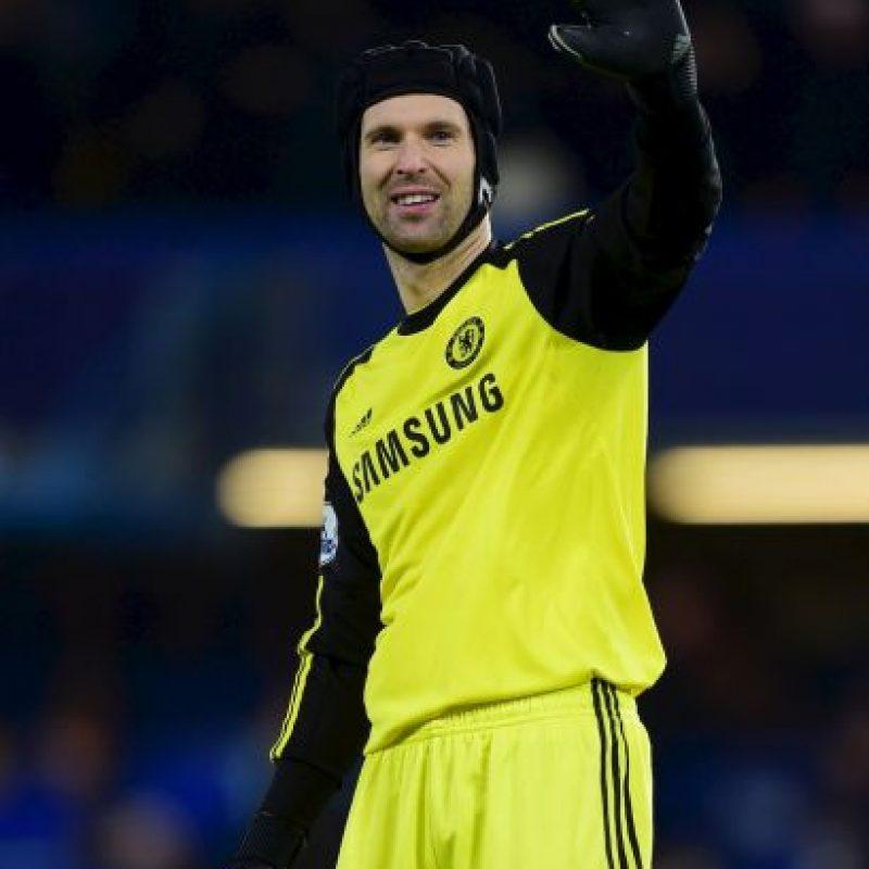 Portero: Peter Cech (Chelsea) Foto:Getty Images