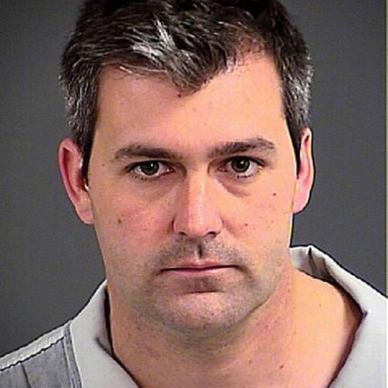 Michael Slage polícia acusado de homicidio Foto:Getty Images