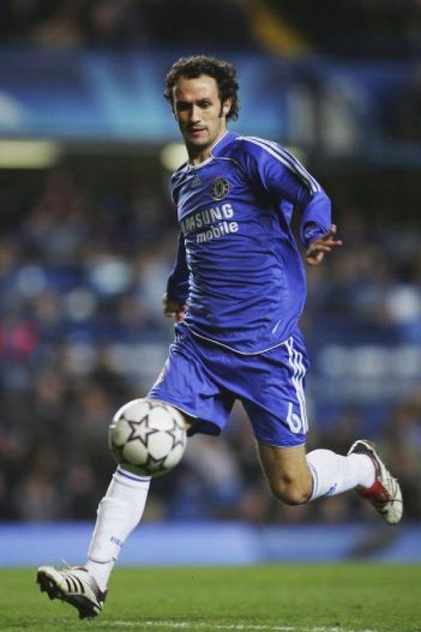 Defensa central: Ricardo Carvahlo (Chelsea y Real Madrid) Foto:Getty Images