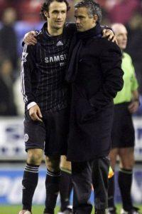 El defensa portugués fue uno de los hombres de confianza de Mourinho. Con él ganó la Champions League de 2004 dirigiendo al Porto, lo llevó al Chelsea, lo intentó llevar al Inter de Milán y lo tuvo de vuelta en el Real Madrid. Foto:Getty Images
