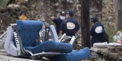 Este fue el primer accidente de la compañía desde 2002 Foto:Getty Images