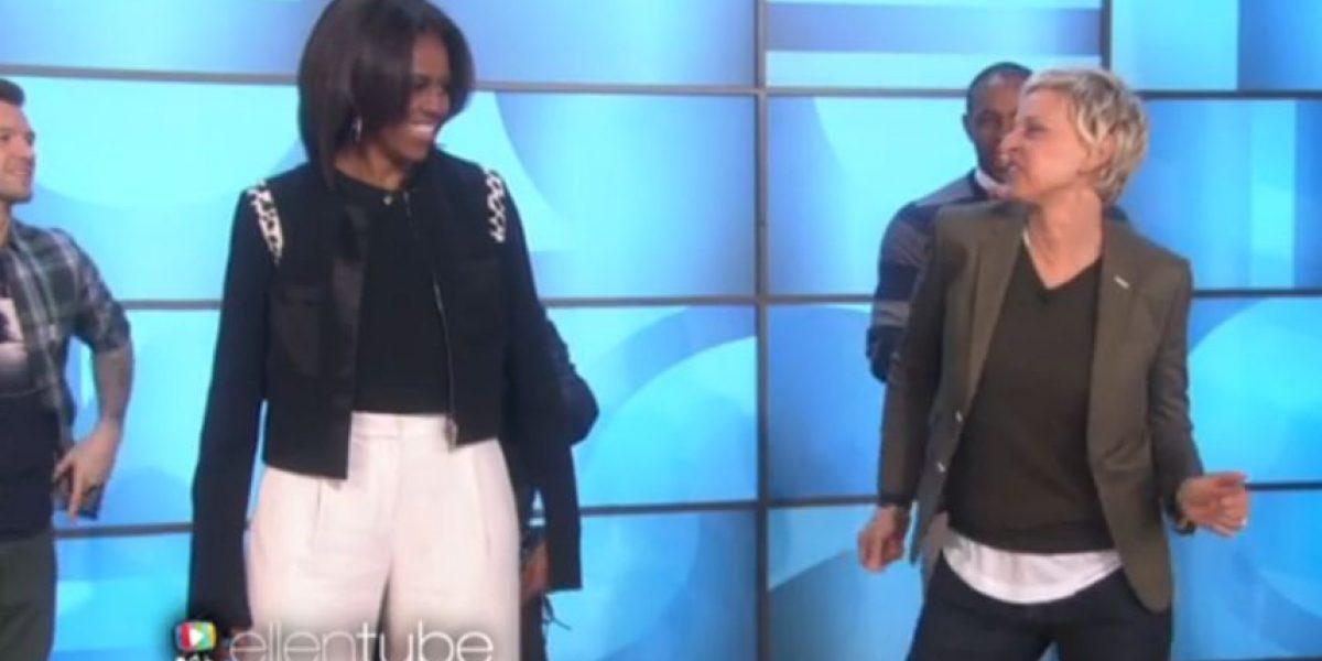 VIDEO: Los 5 momentos más divertidos de Michelle Obama