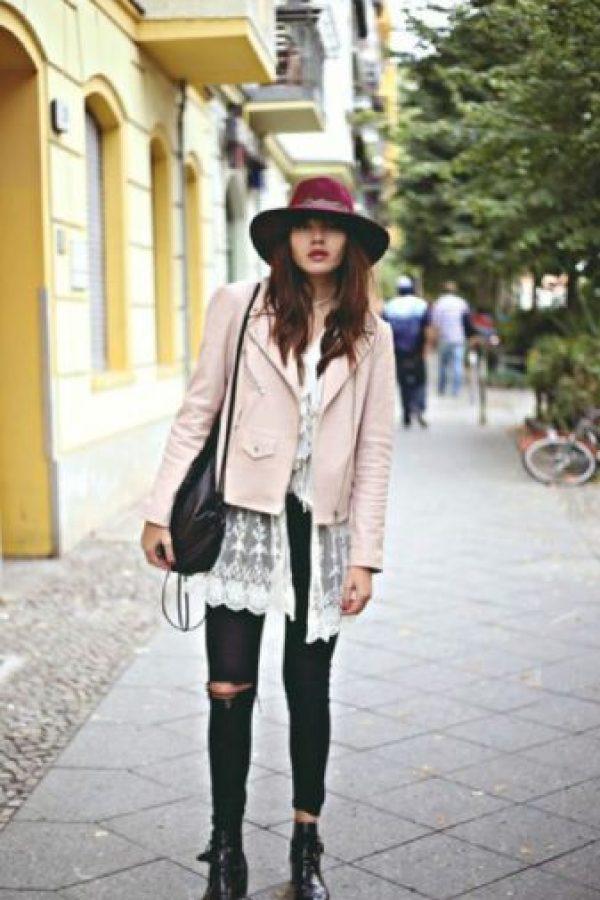 El sombrero es importante. Foto:vía Pinterest