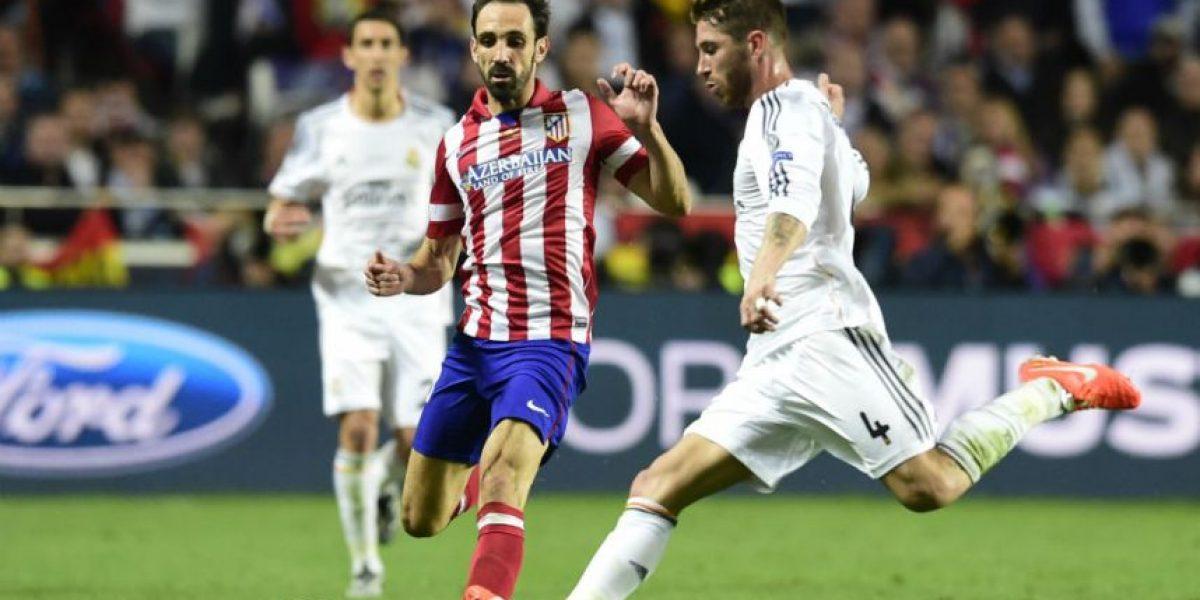 El ambiente se calienta entre el Madrid y el Atlético por la Champions