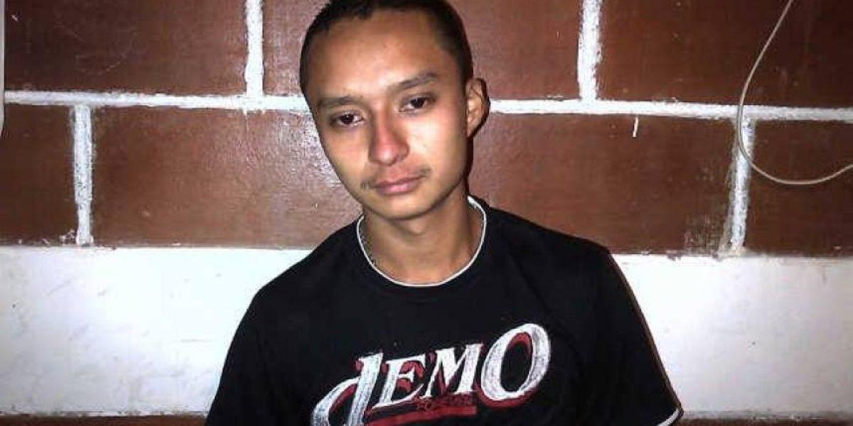 Hijo de alcalde de San Pedro Necta es detenido con fusil