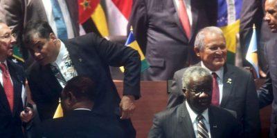 """""""Lo respeto pero no tengo confianza en usted Presidente Obama"""" Foto:AP"""