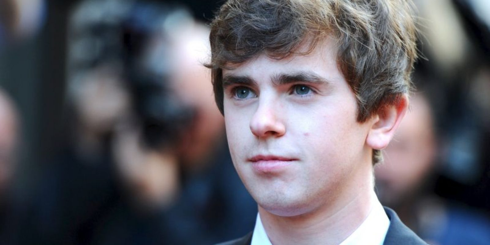 Interpretado por Freddie Highmore Foto: Getty Images