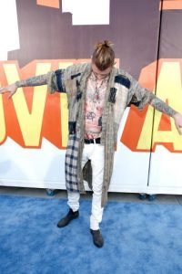 El rapero Machine Gun Kelly Foto: Getty Images