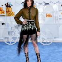 Así lució la actriz Hailee Steinfeld Foto:Getty Images