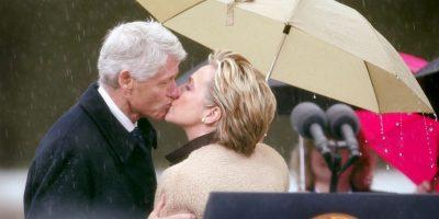 Cuando Bill Clinton asumió el cargo como presidente en enero de 1993, Hillary Rodham Clinton se convirtió en la Primera Dama de los Estados Unidos. Foto:Getty Images