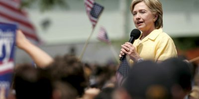 Clinton se había estado preparando para una potencial candidatura para la presidencia de los Estados Unidos desde los principios de 2003 Foto:Getty Images