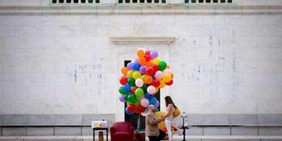 """Al estilo """"Up"""" Foto:Taringa"""