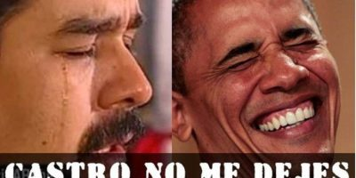 FOTOS. Triángulo Obama-Castro-Maduro invaden de memes las redes