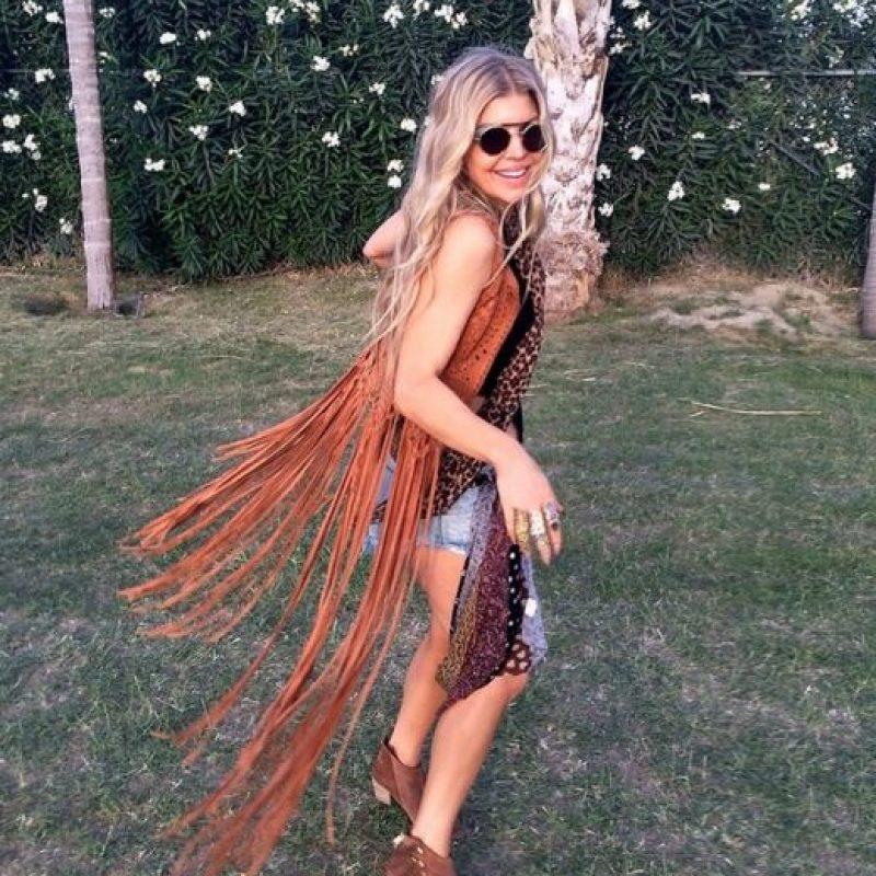 Fergie Foto:Instagram