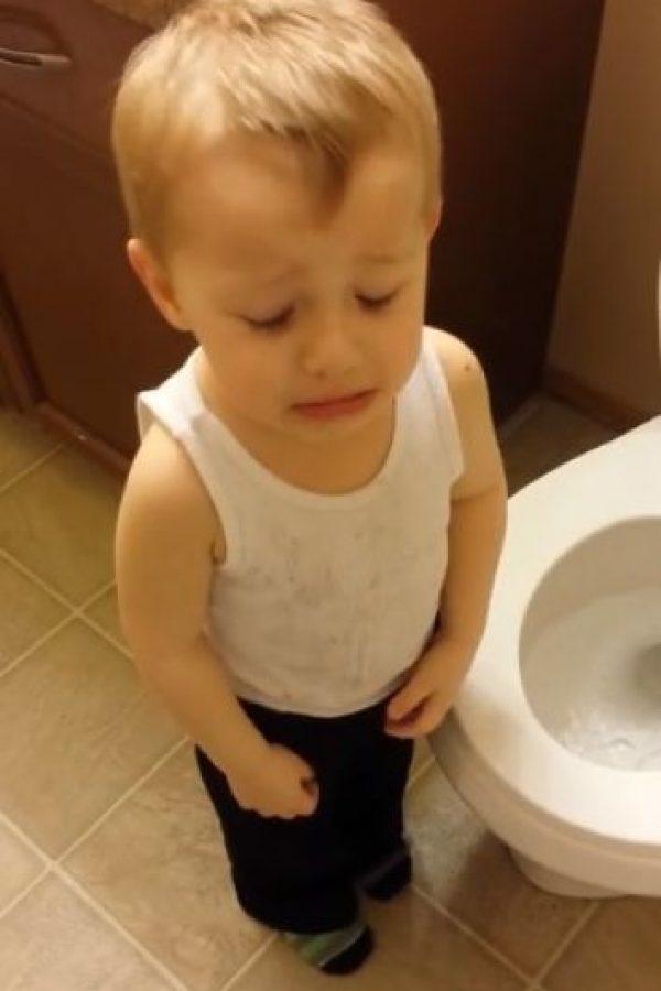 Pequeño se despide de su mejor amigo y esta fue su reacción Foto:Vía Youtube: Brooke Geherman