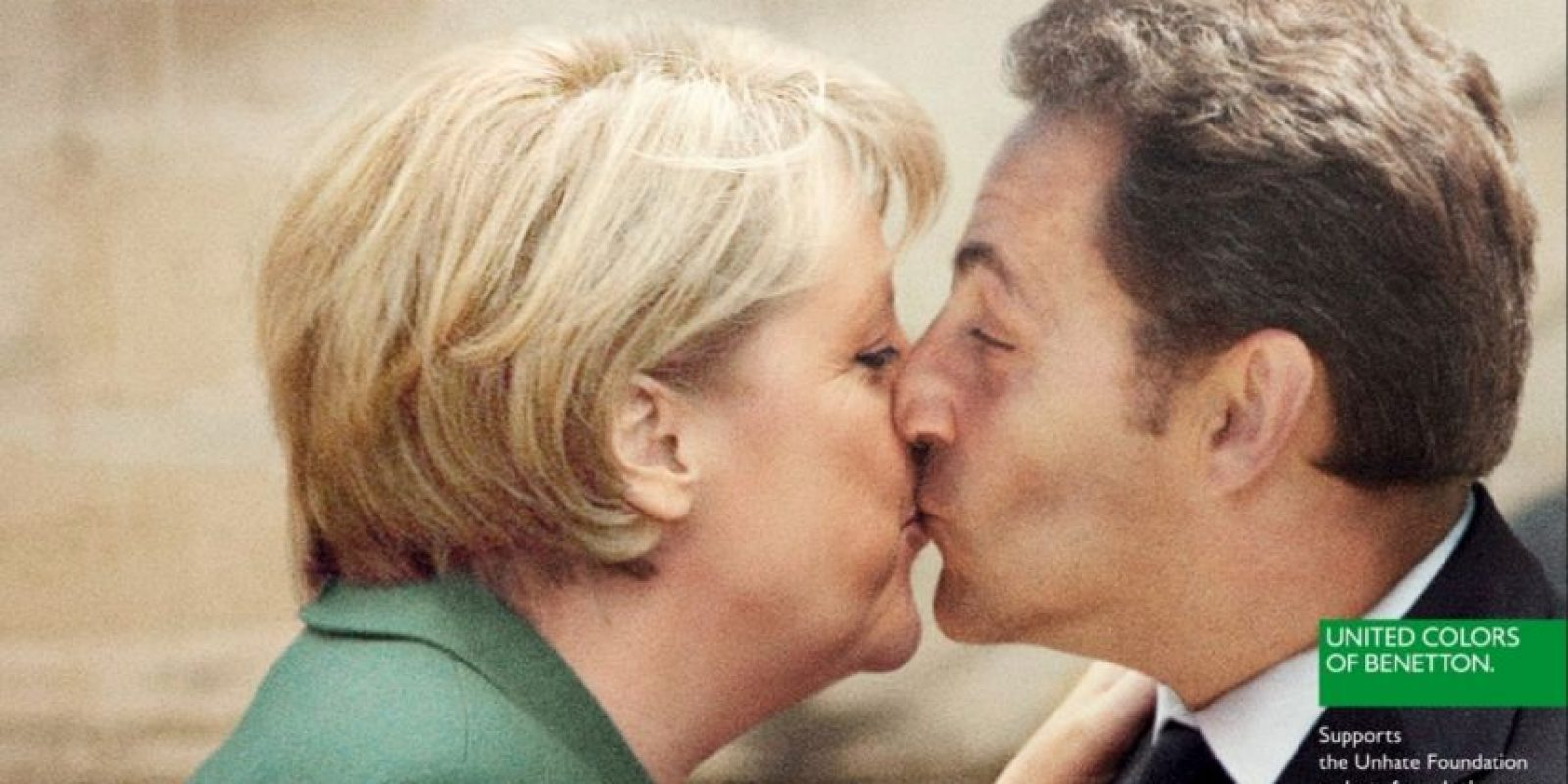 Benetton no ganó. Foto:Benetton