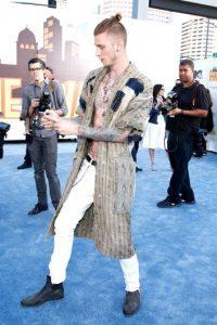 Un look hippie? Foto:Getty Images